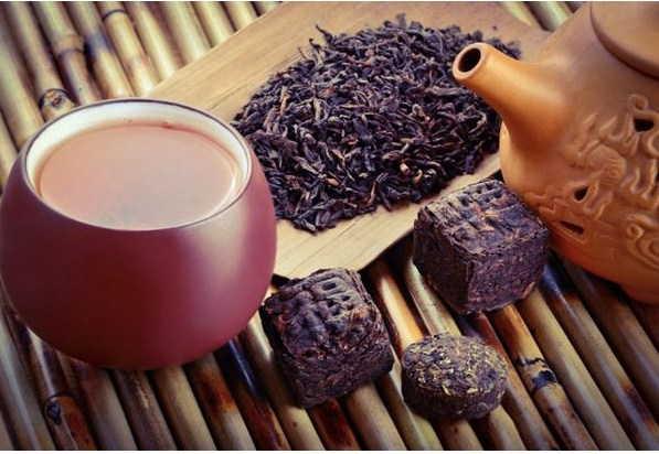 атоми чай пуэр для похудения как принимать