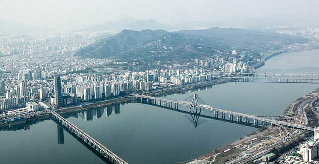 Сеул -центр Атоми