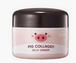 Крем Pig Collagen Jelly Cream от Scinic